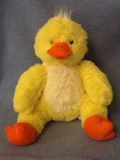 "Babies R Us 12"" Yellow DUCK Cuddly Soft Beanbag Plush"