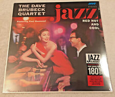 "DAVE BRUBECK w/ PAUL DESMOND: ""Red Hot & Blue"": NEW 180g LP REISSUE:REMASTERED"