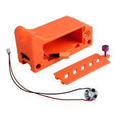 WORKER MOD luminous light Battery Cage Orange for Prophecy-R Blaster Toy