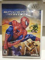 Spider-Man: Friend or Foe (Nintendo Wii, 2007)