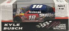 Kyle Busch 2017 Lionel Collectibles #18 Skittles Red White & Blue 1/64 FREE SHIP
