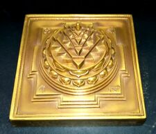 Shree Yantra Maha Meru – Hollow In Centre - In Panchdhatu