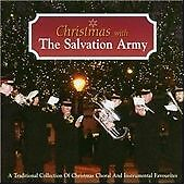Christmas With The Salvation Army - Salvation Army Band Audio CD