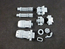 40K Imperial Guard Leman Russ Demolisher Tank Turret Cannon Weapon (All 3 Types)