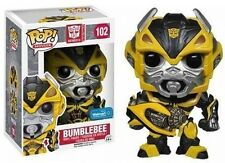 Funko POP! Movies Transformers Age of Extinction Exclusive Bumblebee with Weapon