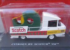 Ixo 1/43 - Tour de France véhicule publicitaire - Citroen Hy Scotch 3M
