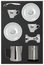 KIT BARISTA ASCASO (5 ACCESSORIES) 2 ASCASO CUPS/2 DISH /COCOA DREDGER/JUG 0,...