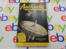 Authentic Science Fiction Monthly #39-1953,UK - E.C. Tubb, John Christopher & ++