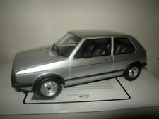 1:18 Otto Mobile VW Golf I GTI Rabbit silver/silber Limited Edition in OVP