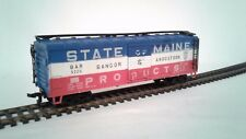 HO SCALE BANGOR & AROOSTOOK STATE OF MAINE 40' BOX. CAR # 5226