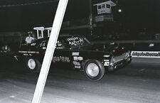 "1970s Drag Racing-1969 Chevy Nova-""The Raven""-A/MP at Maple Grove Dragway"