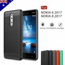 Unbranded/Generic Silicone/Gel/Rubber Mobile Phone Cases, Covers & Skins for Nokia 8