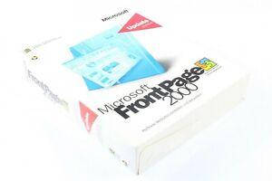 Microsoft FrontPage 2000 deutsch update
