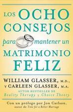 Los ocho consejos para mantener un matrimonio feliz (Spanish Edition)-ExLibrary