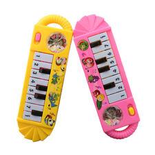 1X Mini Plastique Clavier Piano Éducatif Musique Développement Enfant Jouet Jeux