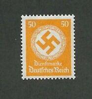 MNH postage stamp / PF50 / 1934 Germany /  WWII Emblem / Third Reich / MNH