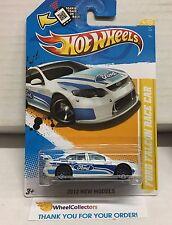 Ford Falcon Race Car #4 * White * 2012 Hot Wheels * C7