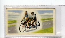 (Jd6293) PRIORY TEA,CYCLES & MOTOR CYCLES,A TRIPLET,1963,#16