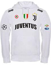 Felpa con cappuccio personalizzata Juventus Football Club