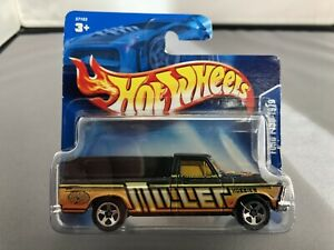 HOTWHEELS FORD F150 PICKUP 1979 2003 MINT BOXED CONDITION OPENED