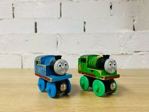My First Early Engineers - Percy & Thomas The Tank Wooden Railway Trains