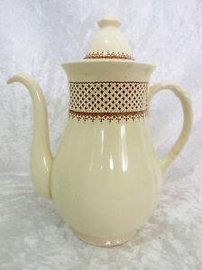 Mason's Ashlea - Coffee Pot a/f - stain to handle