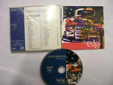 DAVID REILLY The Edge - Cavendish Music Library - 1998 UK CD – Themes - BARGAIN!