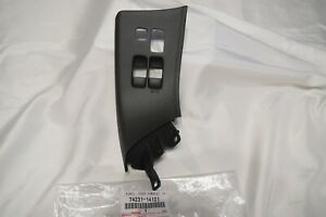 TOYOTA Genuine JZA80 SUPRA MK4 RHD Driver Side Door Power Window Switch Panel