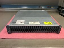*TESTED* NetApp DS2246 w/ 24x 600GB 10K X422A-R5 Hard Drives 2x IOM6 Controllers