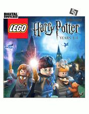 LEGO Harry Potter Years 1- 4 Steam Download Key Digital Code [DE] [EU] PC