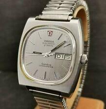 Gents Omega Geneve Chronometer. F300hz. Jumbo Size.