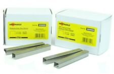 """Spotnails 50 Series 1/2"""" Crown Fine Wire Stainless Steel Staples 3/8"""" Length 5M"""