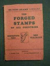 THE FORGED STAMPS OF ALL COUNTRIES by J DORN