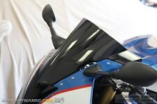 Motodynamic Race Series Windscreen Windshield 2015-2018 BMW S1000RR BLACK
