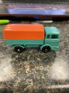 vintage lesney matchbox no 1 mercedes truck