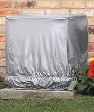 Square Ground Outdoor Air Conditioner Unit Cover