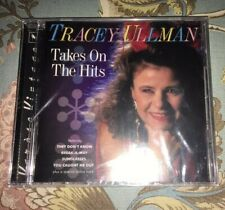 Tracey Ullman Takes on the Hits CD NEW SEALED RARE OOP They Don't Know About Us