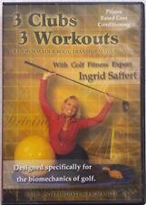 Golf Conditioning Dvd New