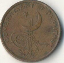 1961 1 PICE /Pakistan  (VF)  #WT8620