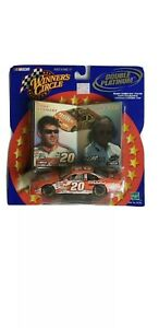 Winner's Circle NASCAR Tony Stewart #20 Double Platinum 1:43 Scale Die-Cast Car