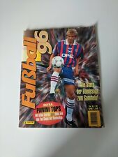 PANINI Fußball 96 Heft mit Aufkleber
