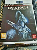 Dark Souls Prepare To Die Sony Ps3/PlayStation 3 Game Rare Steelbook New&Sealed