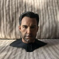 "Free Shipping 1/6 Scale Ben Affleck 2.0 Head Sculpt For 12"" Batman Action Figure"