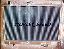 Aluminum Radiator For Mazda 323/Familia/Protege 1.8L BP Engine 89-94 MT 323
