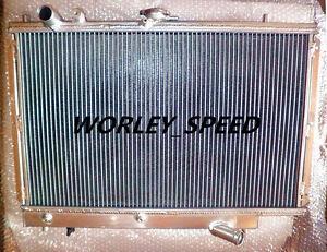 Radiator For Aftermarket Mazda 323/Familia/Protege 1.8L BP Engine 89-94 MT 323