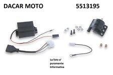 5513195 TC UNIT K15 centralina +BOBINA PIAGGIO ZIP Fast Rider 50 2T MALOSSI