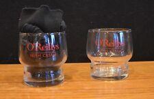"O'Reillys Irish Cream 3 1/4"" Cocktail Glasses (Set of 2) B1"
