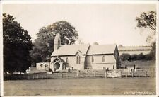Hopton Castle near Clun. Church.