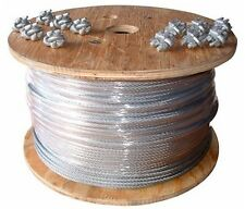"""BOAT LIFT CABLE 5/16"""" GALVANIZED 150'  - FREE SHIPPING"""