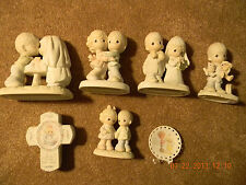 7 precious Moments collectable lots